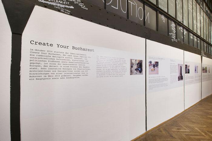 Create your Bucharest - Vienna Biennale - Designist