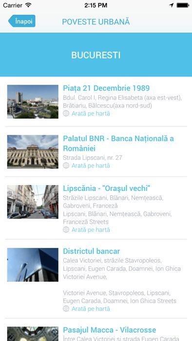 Obiective din Bucuresti