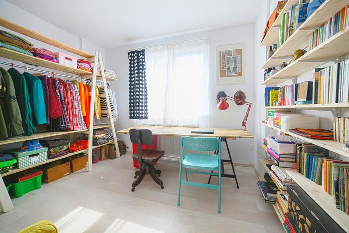 1Dressing si birou - Aveti si pe roz - Designist