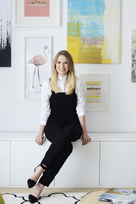 32Apartament Hanner - Irina Pogonaru - Designist