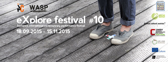 3Explore Dance Festival - Designist