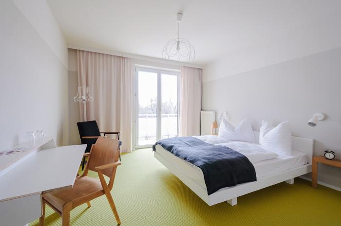 10Magdas Hotel - Viena - Designist
