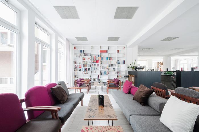 14Magdas Hotel - Viena - Designist