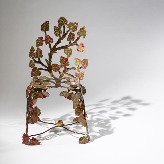 14Scaune din frunze bordate - Designist