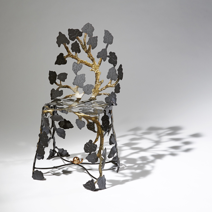 16Scaune din frunze bordate - Designist