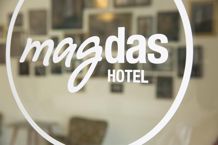 Mag Das Hotel Wien, Caritas Hotel, Februar 2015