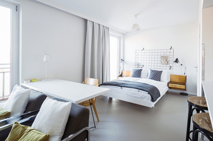 2Magdas Hotel - Viena - Designist