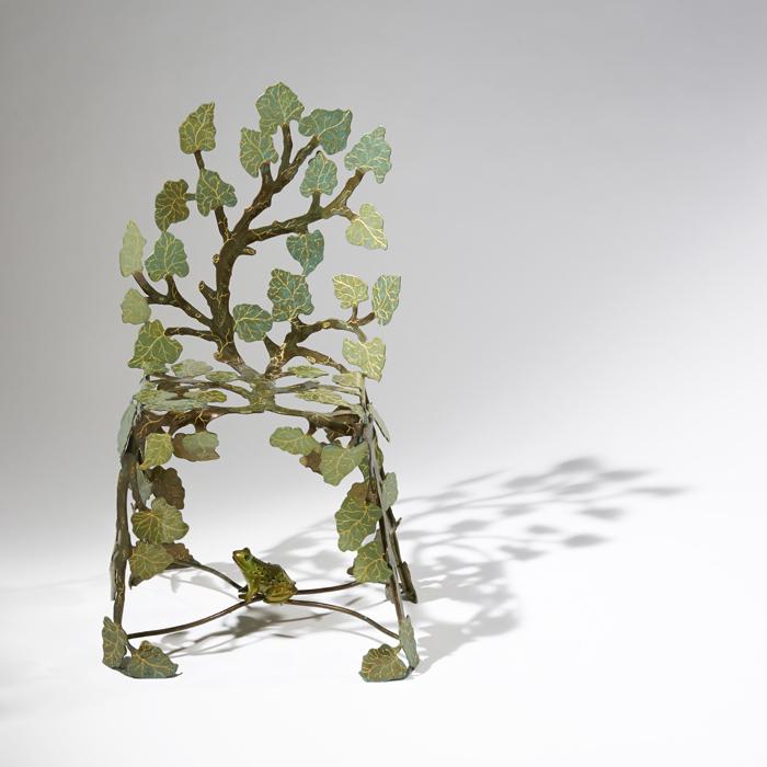 3Scaune din frunze bordate - Designist