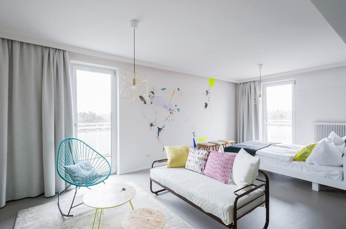 6Magdas Hotel - Viena - Designist