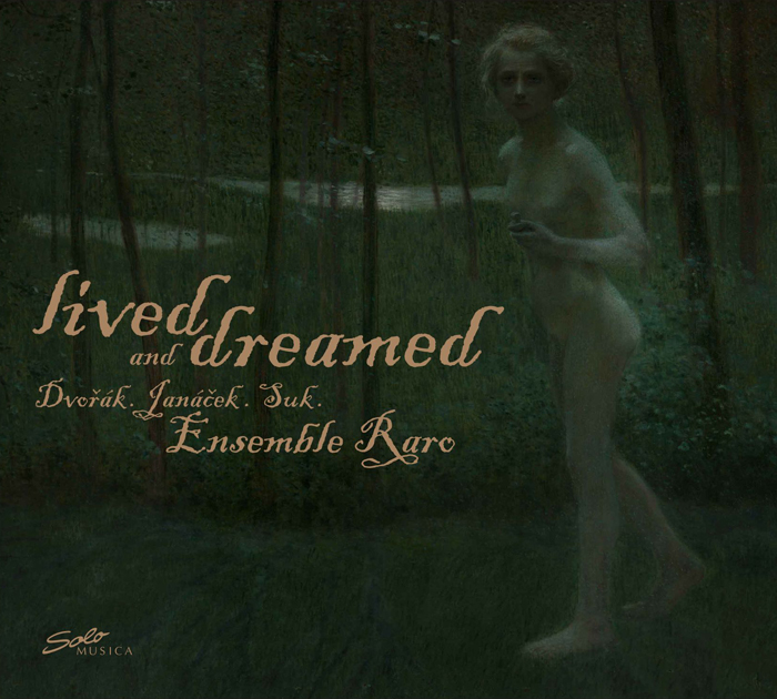 cover CD Lived and dreamed