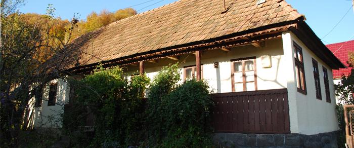 exemplu de arhitectura traditionala din sat