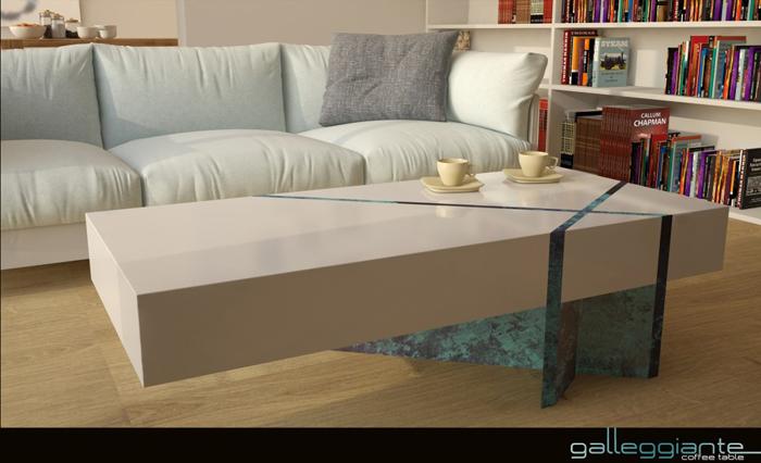 Galleggiante Coffee Table