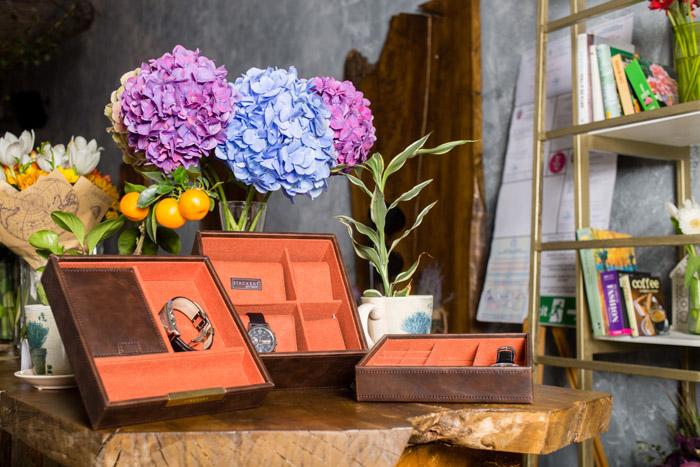 cutie ceasuri si alte accesorii stackers