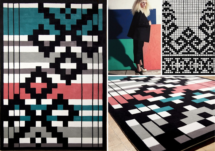 11Dare to Rug - Made in RO - Designist