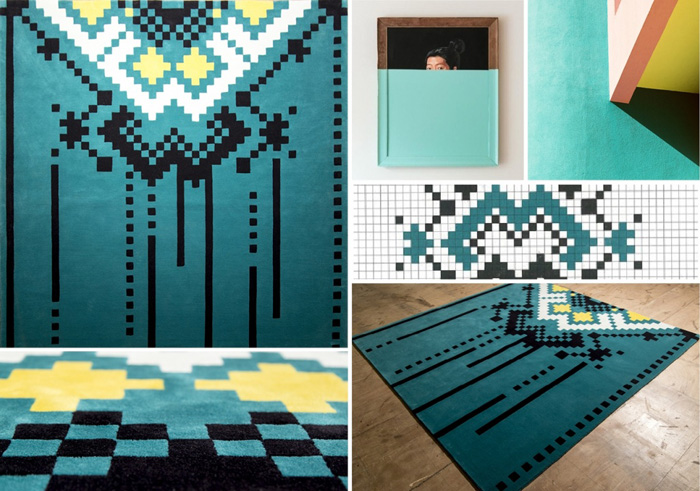 12Dare to Rug - Made in RO - Designist