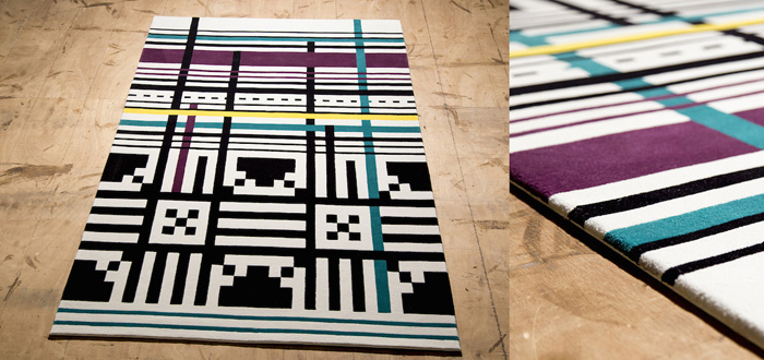 13Dare to Rug - Made in RO - Designist