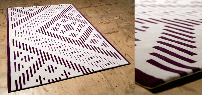 16Dare to Rug - Made in RO - Designist