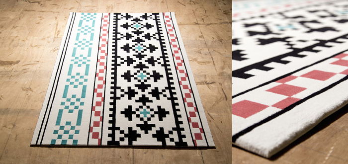 21Dare to Rug - Made in RO - Designist