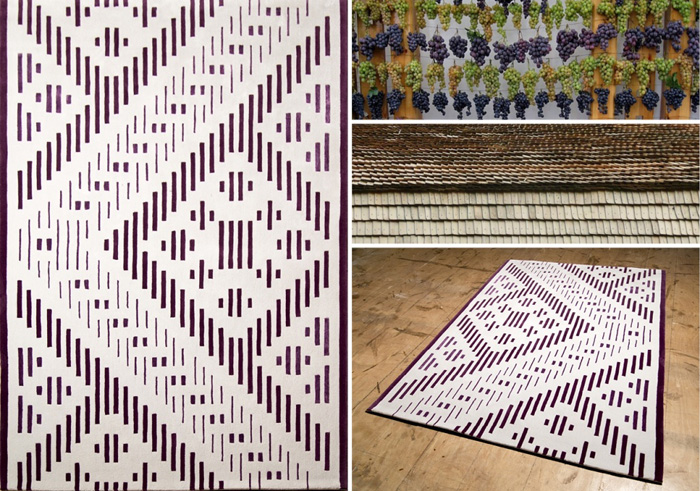 2Dare to Rug - Made in RO - Designist
