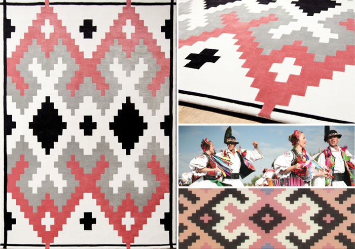 3Dare to Rug - Made in RO - Designist