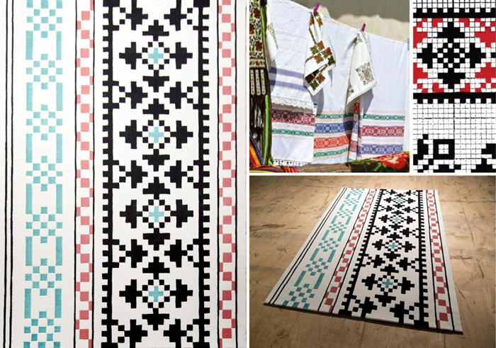 9Dare to Rug - Made in RO - Designist