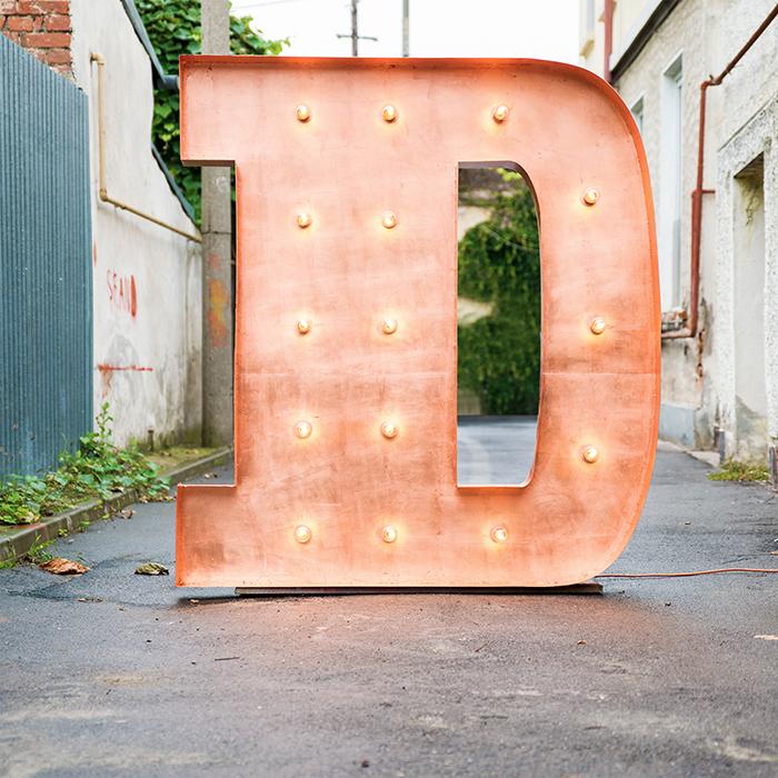 Fabrica de litere - Designist 1