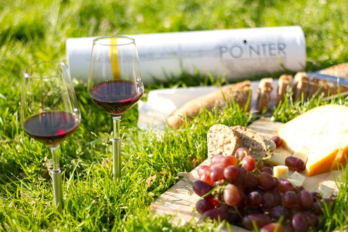 Ramona Enache - set de pahare de vin Pointer