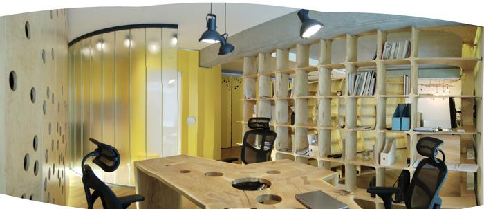 Amenajare Atelier Ciprian Manda_Designist21