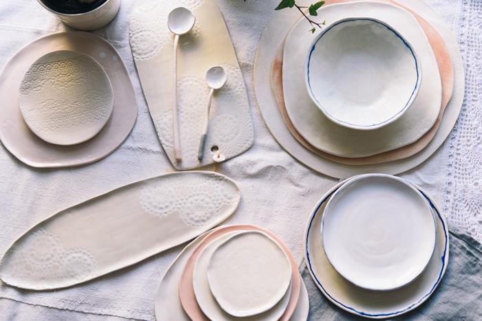 24Flori de Menta - Nistora Ceramics - Designist