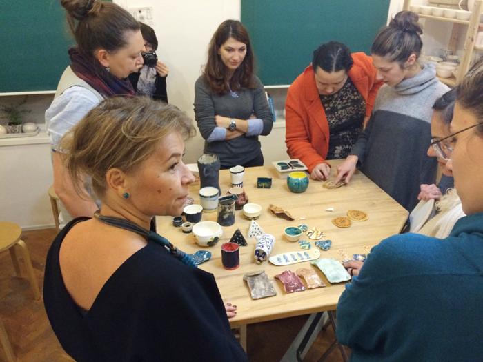 100Curs Ceramica - sesiunea toamna 2015 - Designist Creative Learning