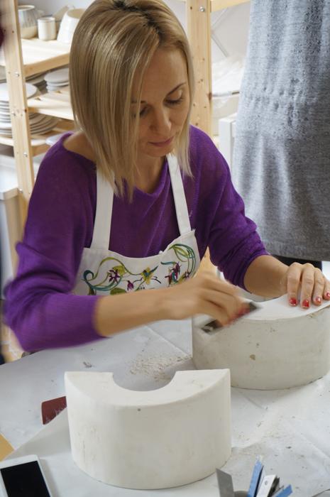 15Curs Ceramica - sesiunea toamna 2015 - Designist Creative Learning