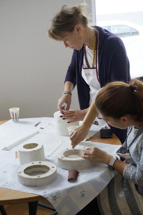 18Curs Ceramica - sesiunea toamna 2015 - Designist Creative Learning