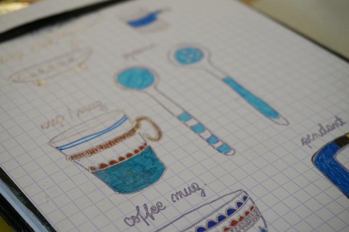 28Curs Ceramica - sesiunea toamna 2015 - Designist Creative Learning