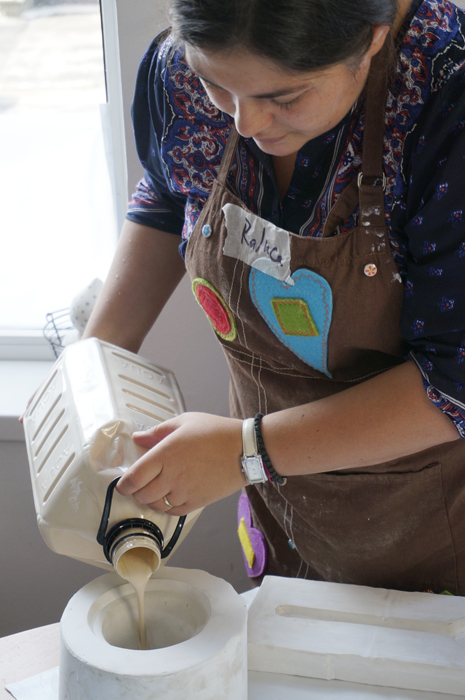34Curs Ceramica - sesiunea toamna 2015 - Designist Creative Learning
