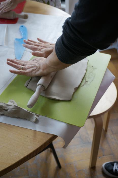 37Curs Ceramica - sesiunea toamna 2015 - Designist Creative Learning