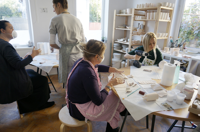 58Curs Ceramica - sesiunea toamna 2015 - Designist Creative Learning