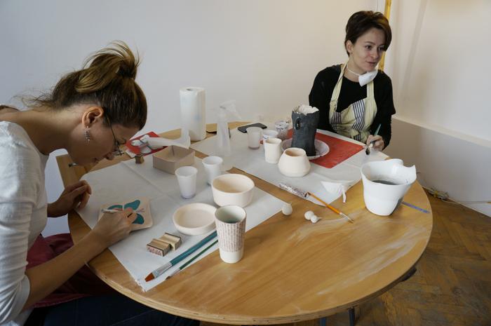62Curs Ceramica - sesiunea toamna 2015 - Designist Creative Learning