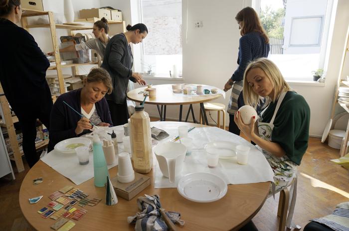 70Curs Ceramica - sesiunea toamna 2015 - Designist Creative Learning