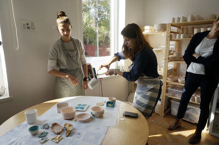 71Curs Ceramica - sesiunea toamna 2015 - Designist Creative Learning