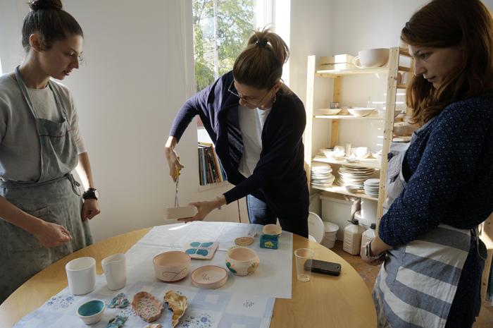 72Curs Ceramica - sesiunea toamna 2015 - Designist Creative Learning