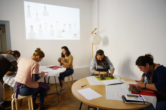 7Curs Ceramica - sesiunea toamna 2015 - Designist Creative Learning