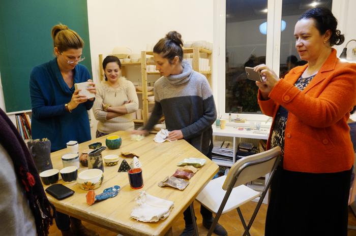80Curs Ceramica - sesiunea toamna 2015 - Designist Creative Learning