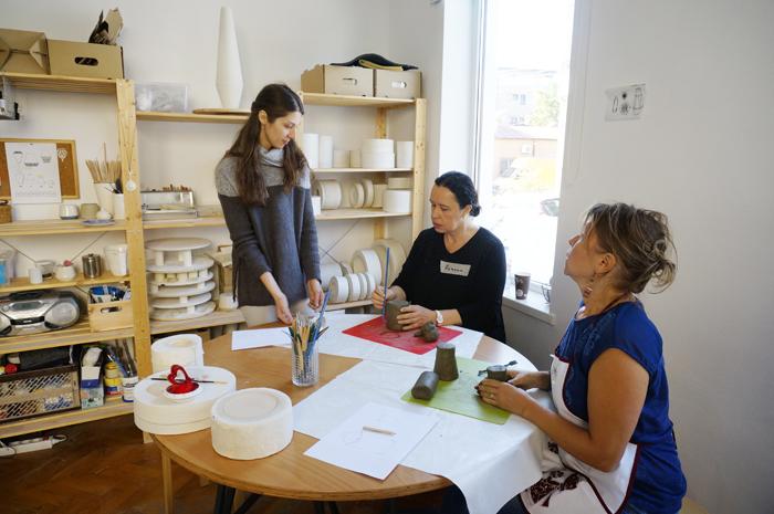 8Curs Ceramica - sesiunea toamna 2015 - Designist Creative Learning