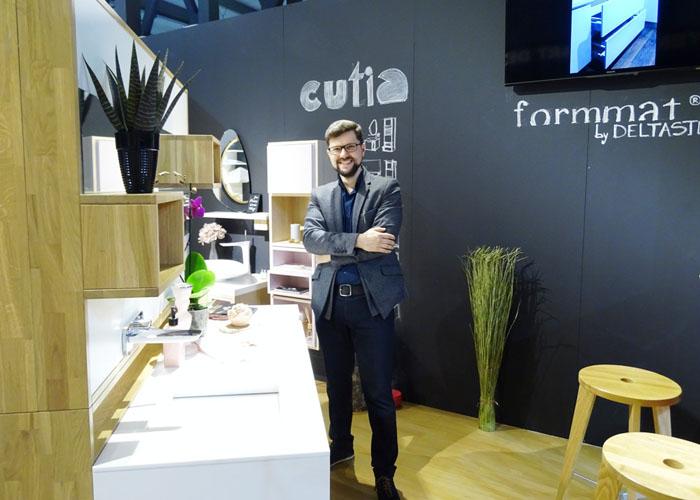 Arh Victor Grosu si mobilierul de baie e-Motion