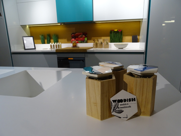 Suport lemn - WOODISH