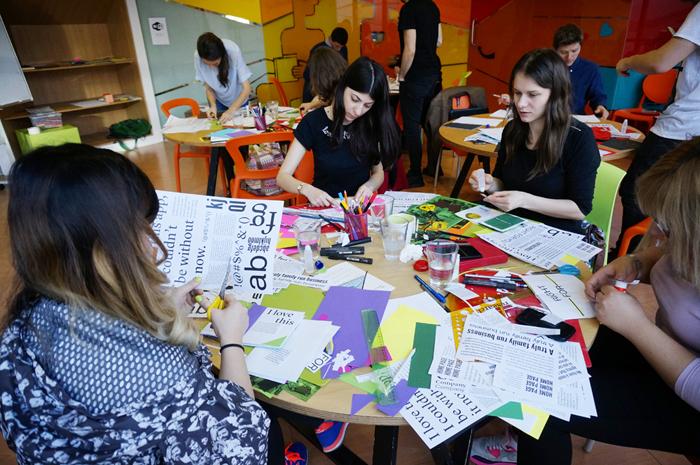 15Graphic Design - Creative Learning- primavara 2016