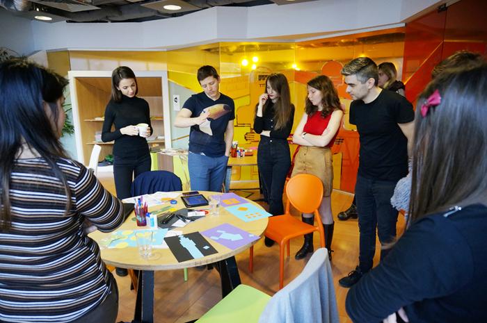 2Graphic Design - Creative Learning- primavara 2016