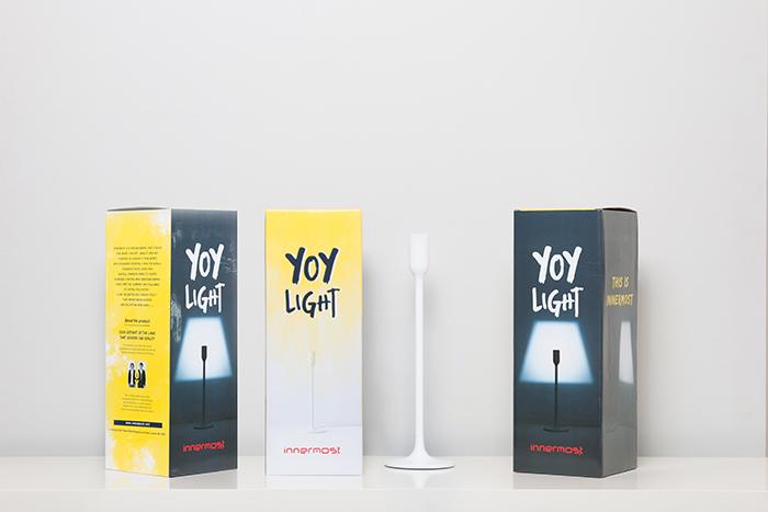 6YOY Light - Innermost - Designist