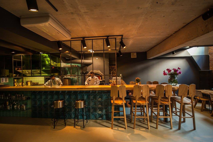 2Animaletto Pizza Bar - Designist