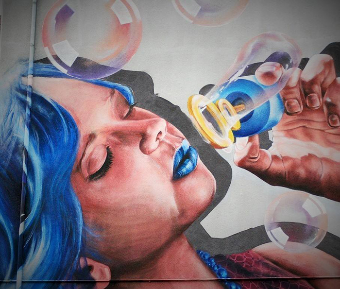 2Sibiu International Street Art Festival - Designist